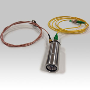 Terahertz Fiber Coupled Sensor 1550 nm, 20 um high power dipole (T-Era-20D-1550-